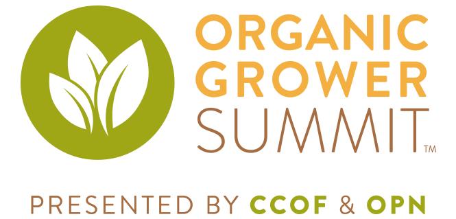 Organic Grower Summit