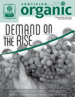 Certified Organic Magazine Archives | CCOF - Organic