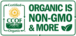 Organic is Non-GMO & More