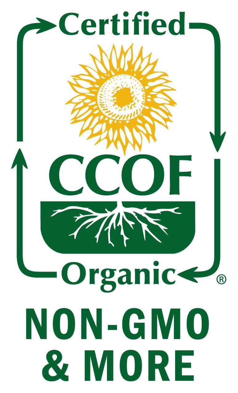 Ccof Launches Organic Is Non Gmo More Seal Ccof Organic