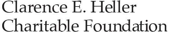 Clarence E. Heller Charitable Foundation
