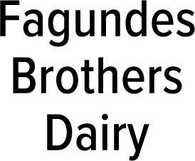 Fagundes Brothers Dairy